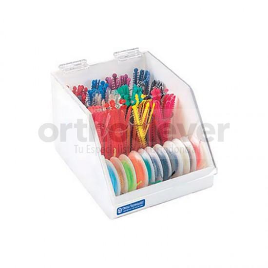 OrthoTechnology-Organizador-Ligaduras-Cadenetas-Elasticas-Tapa